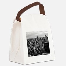 Unique Nyc Canvas Lunch Bag
