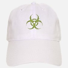 Biohazard -distressed Baseball Baseball Cap