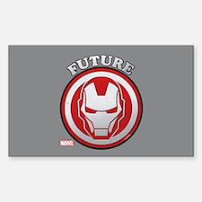 Iron Man Future Decal