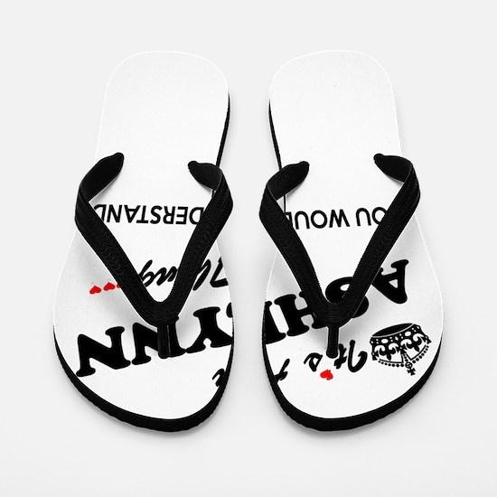 Unique Ashlynn Flip Flops