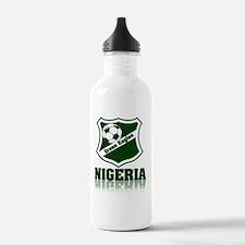 Nigerian Green Eagles Water Bottle