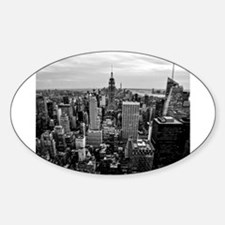 NYC B&W Decal