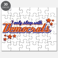 I only sleep with Democrats Puzzle