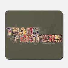 Transformers Logo Mousepad