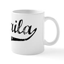 Makaila Vintage (Black) Mug