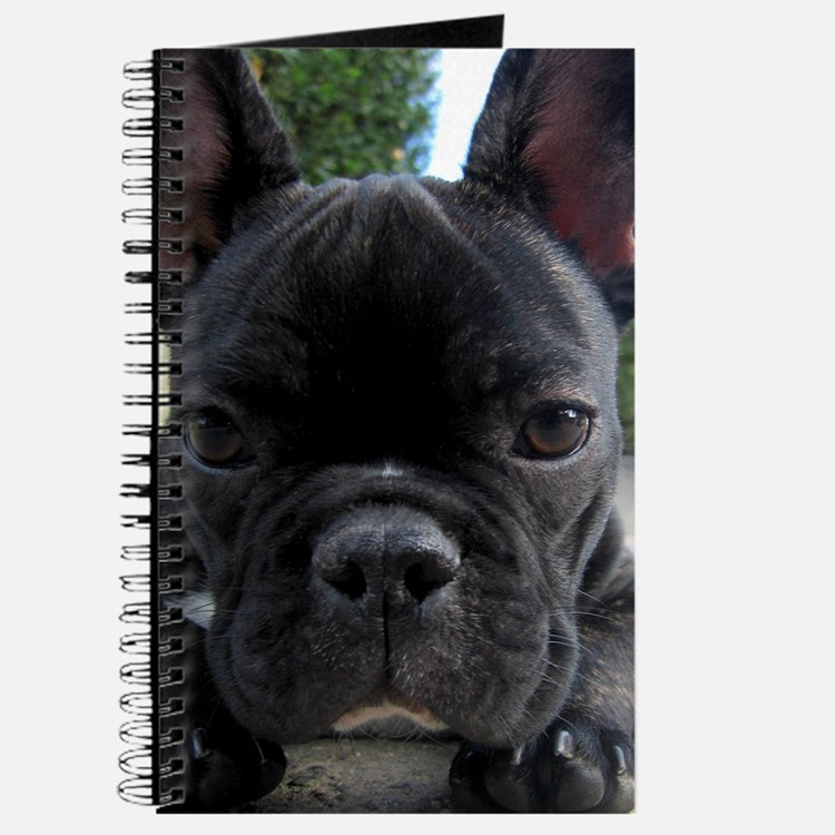 Cute Cute bulldog Journal