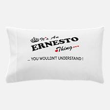 Unique Ernesto Pillow Case