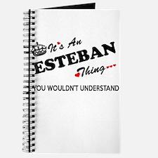 Unique Esteban Journal