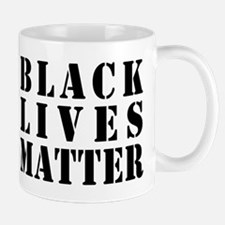 Black Lives Matter! Mugs