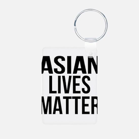 Asian Lives Matter Keychains