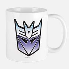 Transformers Decepticon Symbol Small Mugs