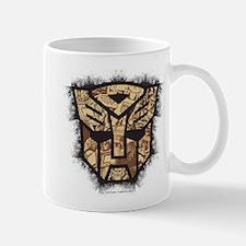 Transformers Autobot Vintage Symbol Small Small Mug