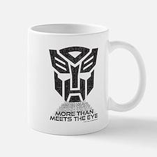Transformers More Than Meets The Eye Small Mugs