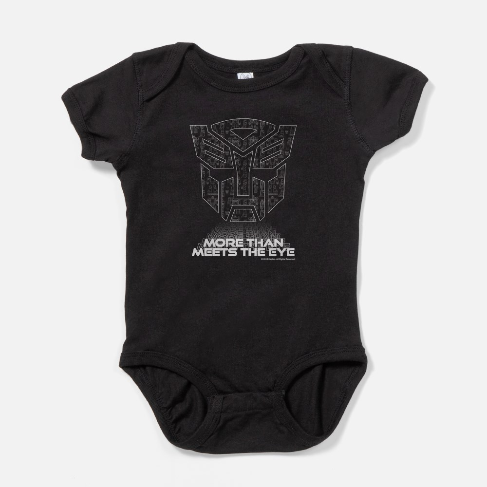 Transformers More Then Meets the Eye Baby Bodysuit