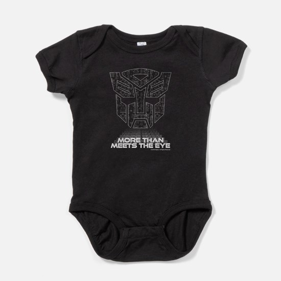 Transformers More Than Meets The Eye Baby Bodysuit