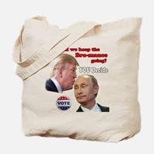 Unique Presidents race Tote Bag