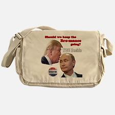 Funny Gop Messenger Bag