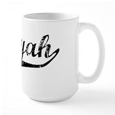 Maliyah Vintage (Black) Mug