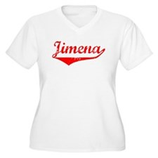 Jimena Vintage (Red) T-Shirt