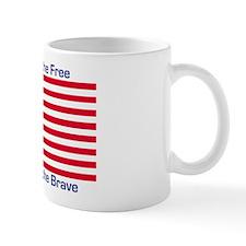 Unique Land brave Mug