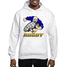 Rugby Player Hoodie