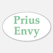 Prius Envy Oval Decal