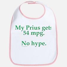 Prius 54 MPG Bib