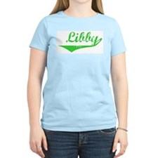 Libby Vintage (Green) T-Shirt