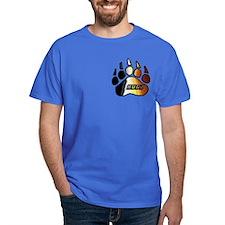 BEAR PRIDE PAW/HUGZ T-Shirt
