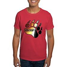 BEAR PRIDE PAW/SLURP T-Shirt