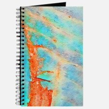 Cool Fire sunrise Journal