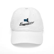 Number One Grandpere Baseball Cap