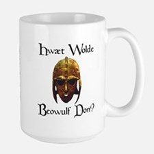 What Would Beowulf Do? Mug