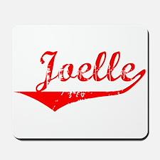 Joelle Vintage (Red) Mousepad