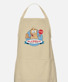 Allergic All Nuts Apron