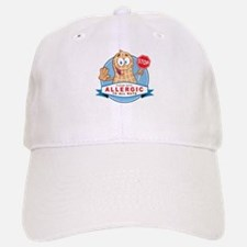 Allergic All Nuts Baseball Baseball Cap