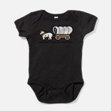 Funny Retro Baby Bodysuit