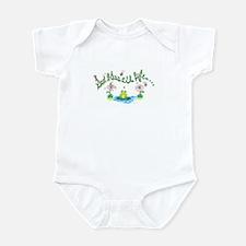 God Bless All Life Infant Bodysuit