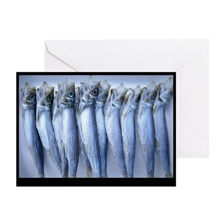 Knock 'Em Dead Fish Cards (Pk of 10)