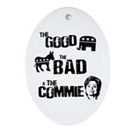 Anti-Hillary / The good, the bad, and the commie O