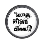 Anti-Hillary / The good, the bad, and the commie W