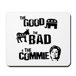 Anti-Hillary / The good, the bad, and the commie M