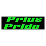 Prius Pride 2 Bumper Sticker