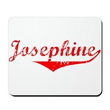 Josephine Vintage (Red) Mousepad