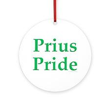 Prius Pride Ornament (Round)