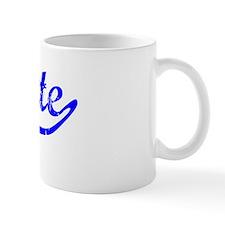 Lizette Vintage (Blue) Mug