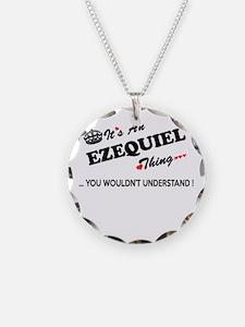 Cute Ezequiel Necklace