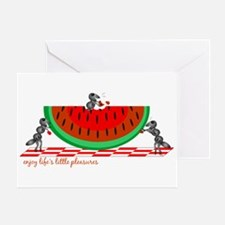 Life's Little Pleasures Greeting Card