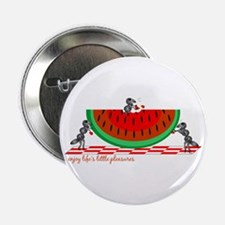 "Life's Little Pleasures 2.25"" Button (100 pack)"