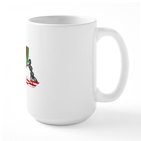 Life's Little Pleasures Large Mug